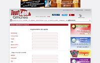Le Tout Lyon – Annonces Légales (2012)